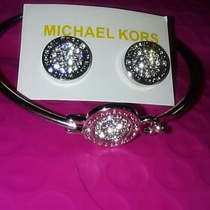 Michael Kors Pave Set